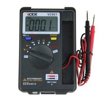 цена на Compact multimeter Autorango Victor VC921