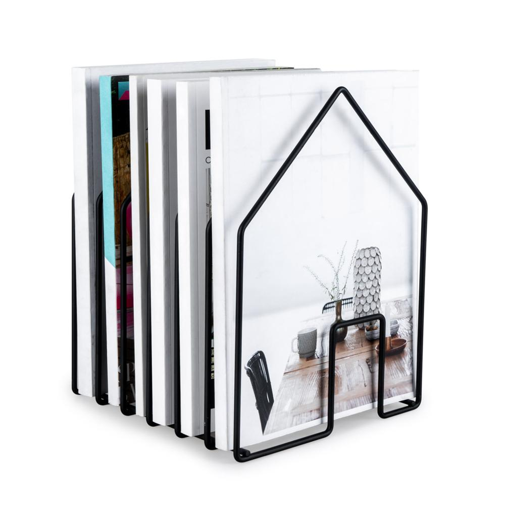 Modern Magazine Rack. Magazine And Book Filing Cabinet For Your Living Room And Home. Office Storage. Home And House Accessories