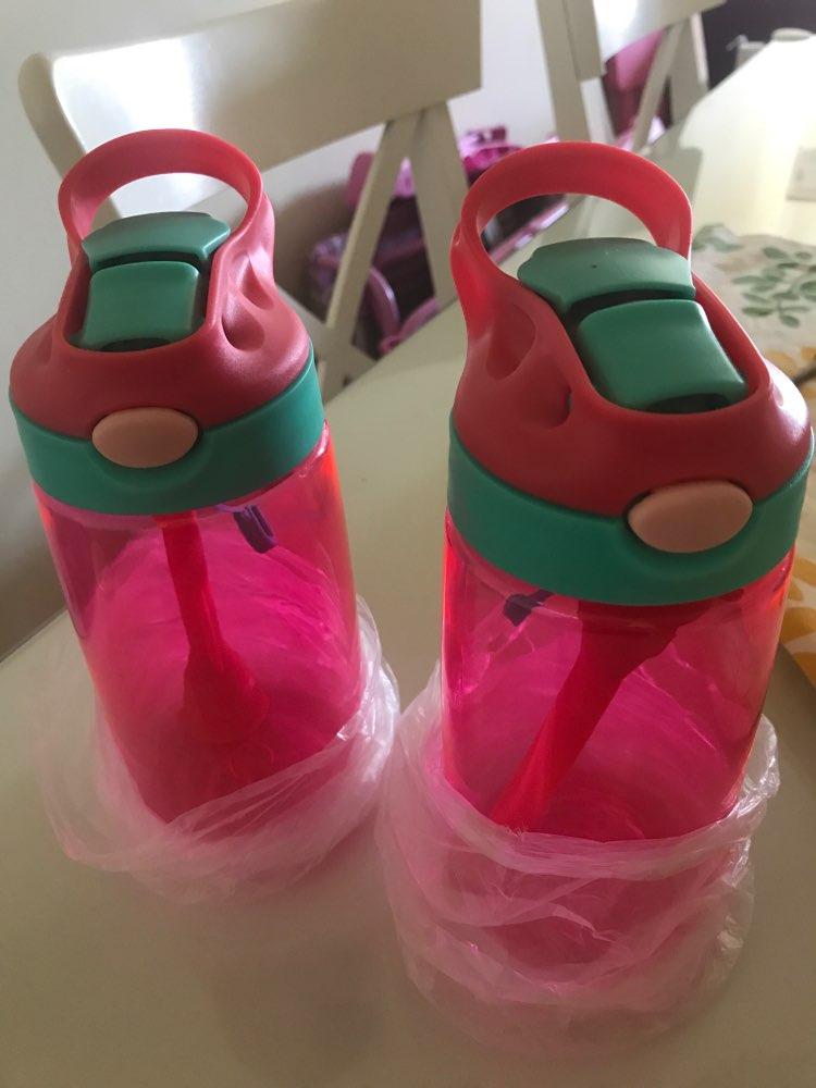 New 500ML 4 Colors Baby Water Bottles Infant Newborn Cup Children Learn Feeding Straw Juice Drinking Bottle BPA Free for Kids Water Bottles    - AliExpress