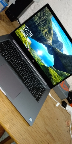 Xiaomi mi Notebook Pro 15.6 Win10 Intel NVIDIA GeForce MX250 SSD