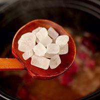 """#美食说出""""新年好""""#紫薯花生小米粥的做法图解11"""