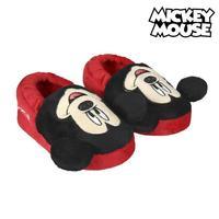 3D 하우스 슬리퍼 미키 마우스 73370 레드