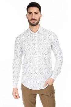 Lufian Slim Fit Nisos Shirt MALE SHIRT 111010195