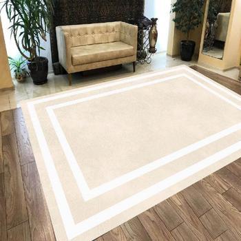 Square Line 9, Non Slip Floor Carpet,Kitchen Carpet, Teen's Carpet, Corridor Carpet, area Carpet Modern Carpet фото
