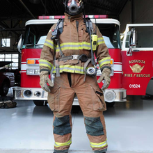 Firefighting-Equipment Safety-Clothing Fireproof Heat-Resistant Thermal-Radiation Breathable