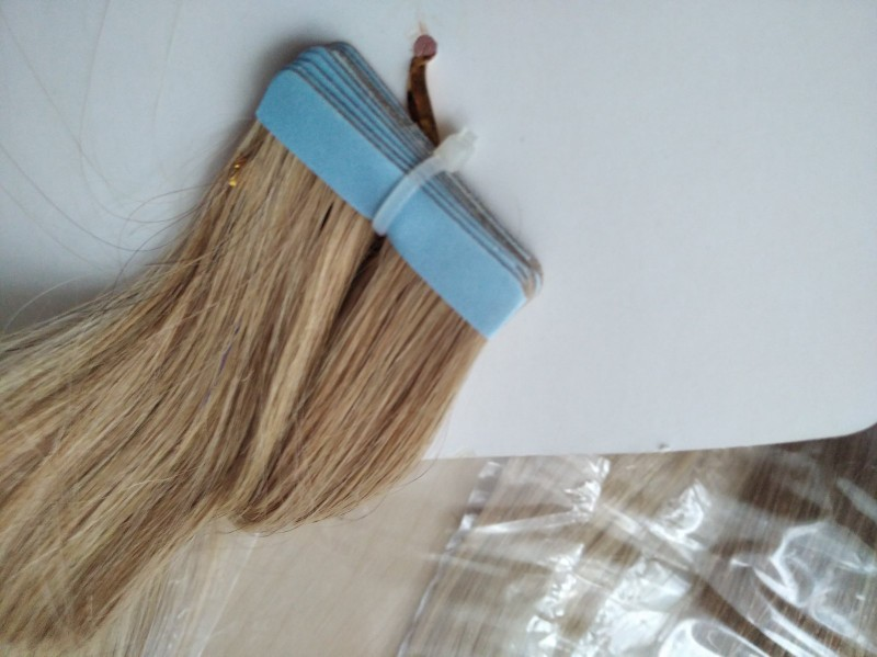 MRSHAIR Clearance 10pcs Tape In Human Hair Extensions Machine Remy Straight Hair Invisible Tape PU Skin Weft|tape in|tape in human hairtape tape - AliExpress