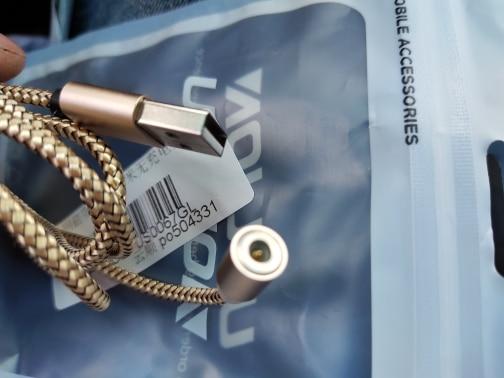 магнитный USB кабель USLION