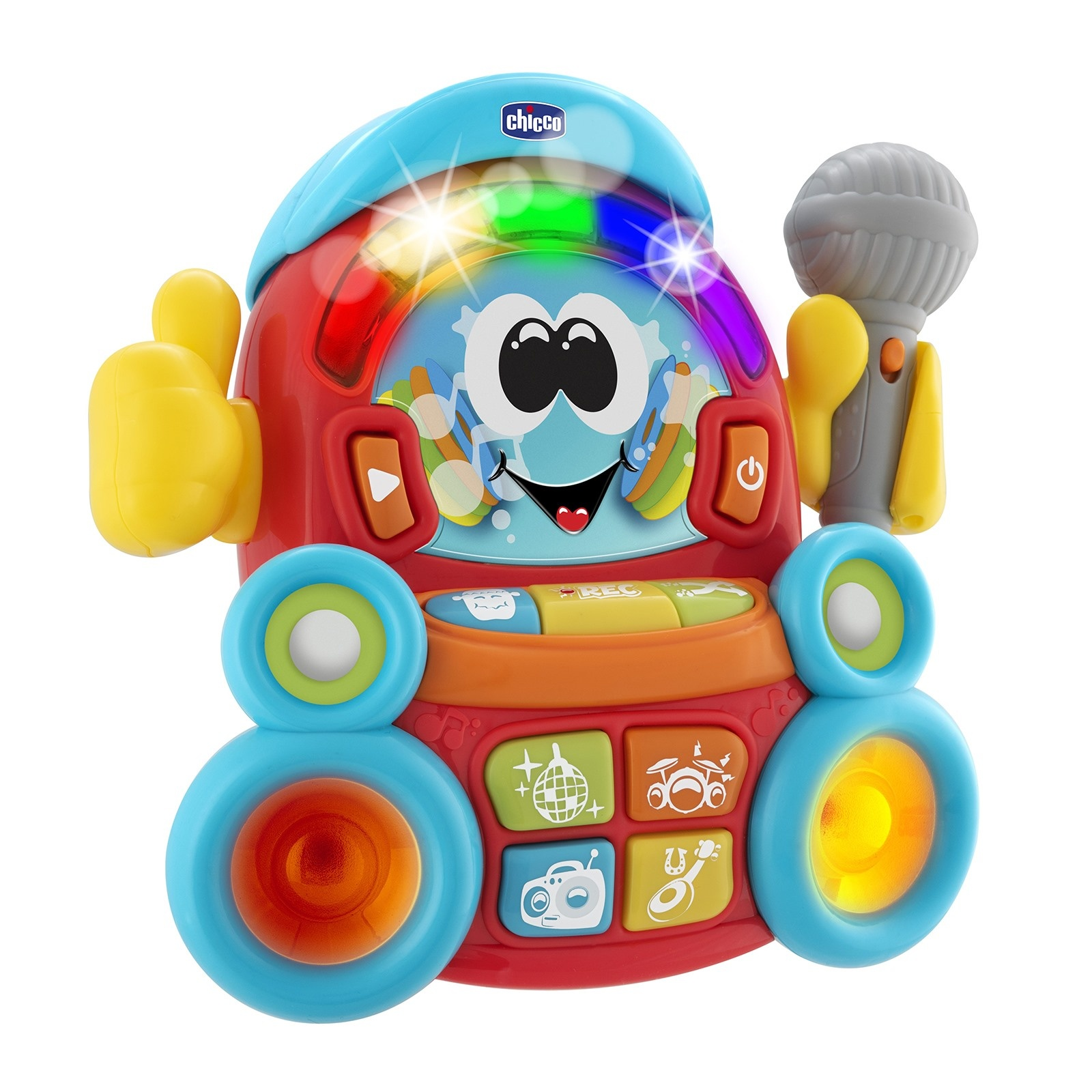 Ebebek Chicco Mini Singer Songy