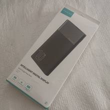 Not the first time I take the power bank of this company. Good qulity. It suits me. The on