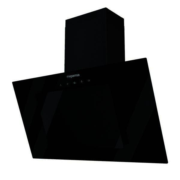Conventional Hood Mepamsa LUNA 70 70 Cm 560 M3/h 68 DB Black
