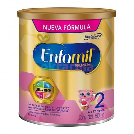 Enfamil Premium 2 800 GR