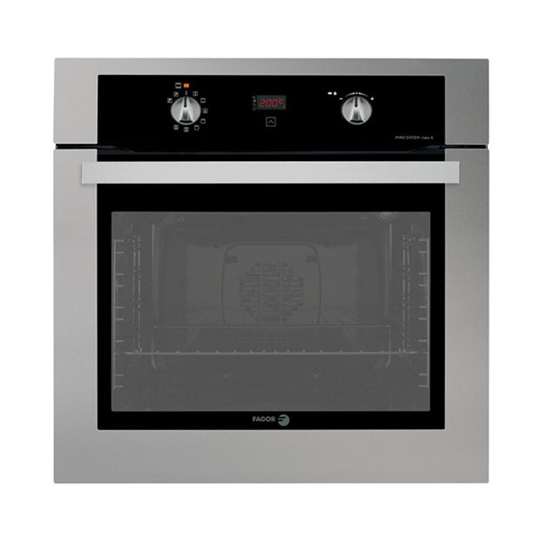 Pyrolytic Oven FAGOR 6H757CX 60 L 3570W Black Stainless Steel