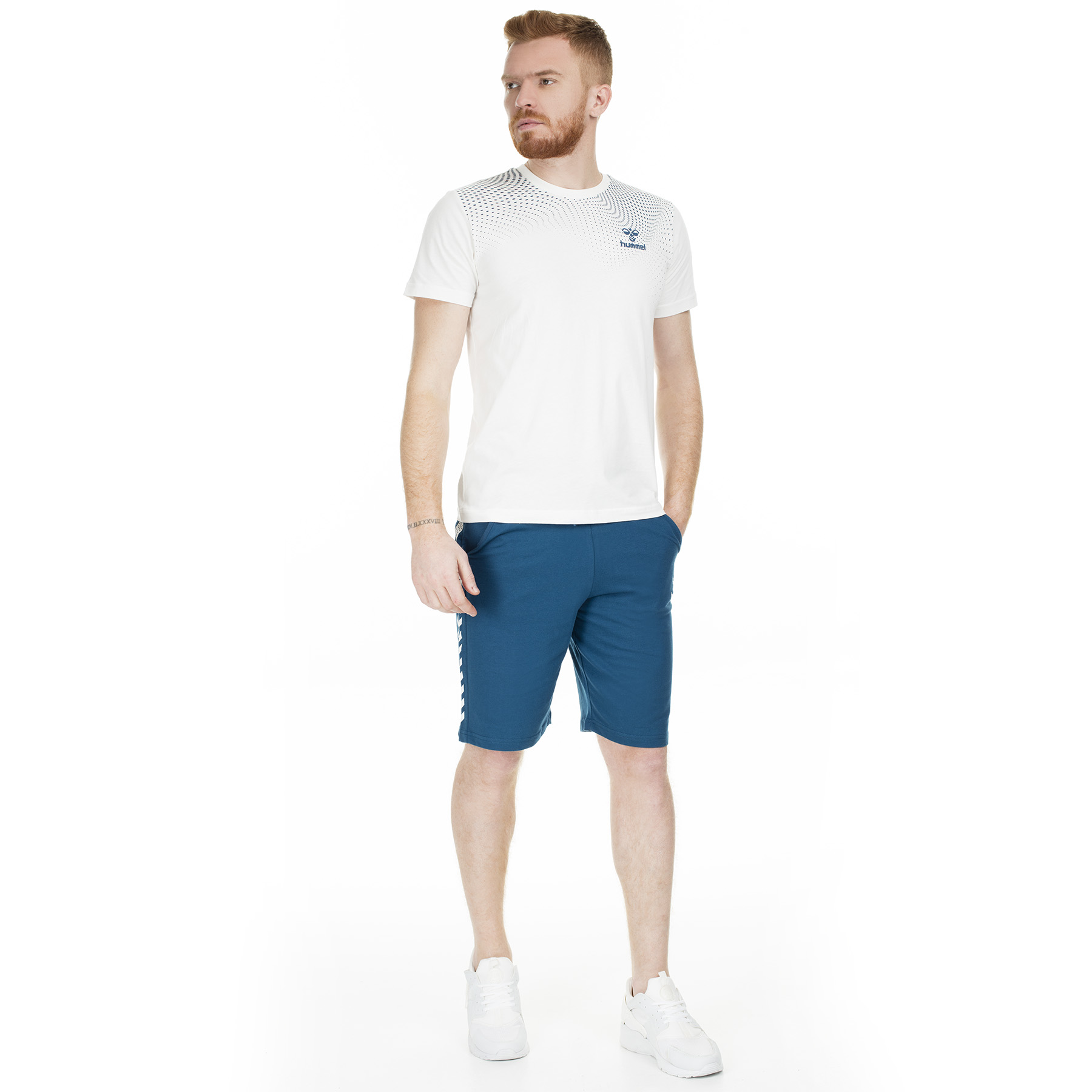 Hummel Articulated Gusset Shorts MALE SHORTS 930846
