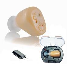 充電式ミニ補聴器聴覚アンプZD 900D耳サウンドアンプ補聴器充電式補聴器