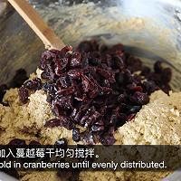 加拿大蔓越莓燕麦曲奇的做法图解6