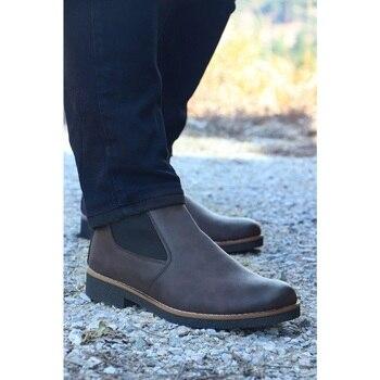 boots slack london сапоги короткие chealse boots men bots man boots winter мужские ботинки мужская обувь резиновые сапоги