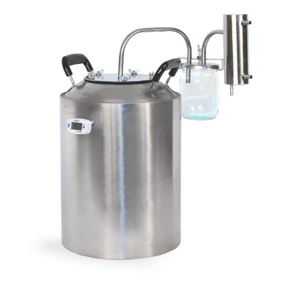 Moonshine makinesi acemi 2 14 için L, yapma saf distile,, herhangi bir alkollü içecekler ev