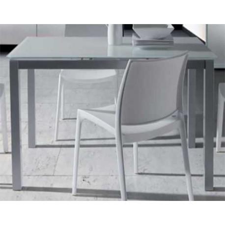 Dining Table Or Kitchen Sets Crystal White