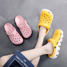 Women Shoes Men Beach Shoes Croc Home Slippers Comfort Slip On Casual Water Shoe