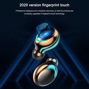 Image 3 - Ubeamer Bluetooth Oortelefoon Echte Draadloze Oordopjes 2020 Tws Met Opladen Case Waterdichte Beste Human In Ear Hoofdtelefoon Met Mic