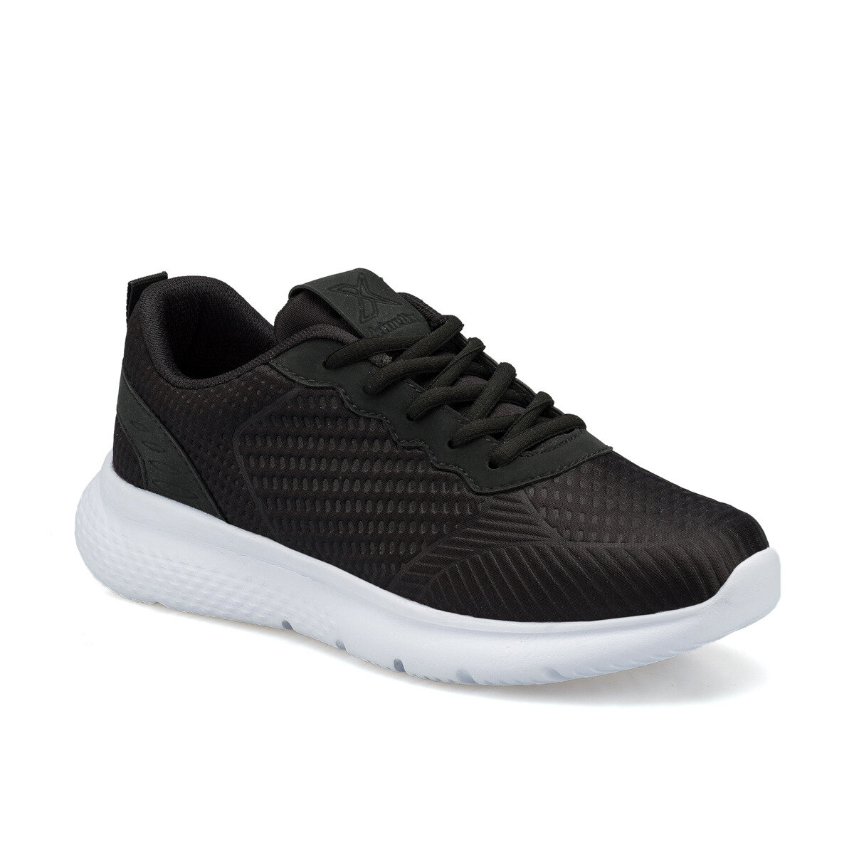FLO BARNES W Black Women 'S Sneaker Shoes KINETIX