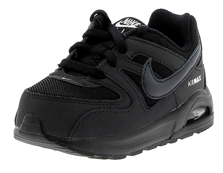 Nike Air Max Command Flex (Td) Black Kids Sports Shoes 844348002