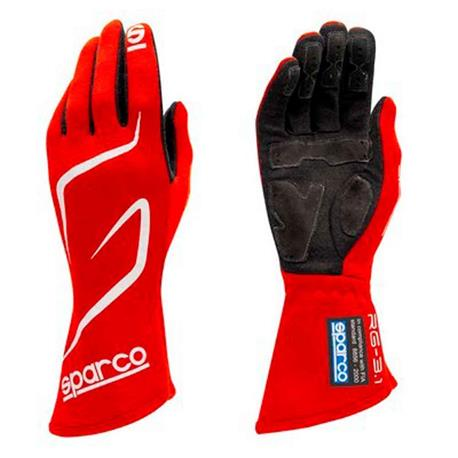 Sparco gloves Land Rg 3 Tg 08 Rs   - title=