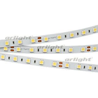 014962 Ribbon RTW 2-5000NC 24V Warm2700 2x (5060, 300, LUX) [14.4 W, IP65] Катушка-5. ARLIGHT-Светодиодная Ribbon ^ 44