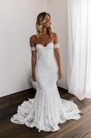 Eslieb bridal dress vestido de novia wedding dress sweetheart neck Zipper back robe de mariee HA244