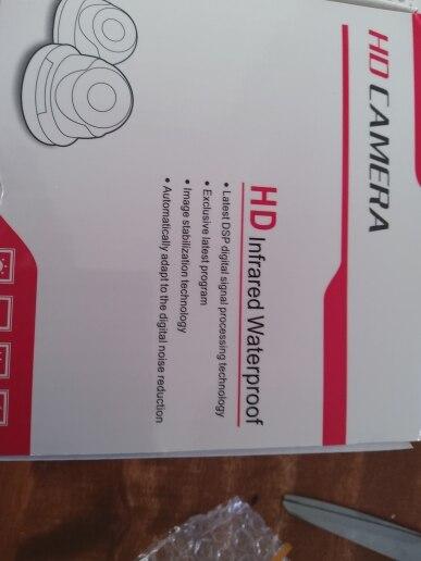 Wifi kamera pengawasan IP nirkabel Wifi Kertu Ireng 1080P SONY307 720P karo Alarm Deteksi Gerak Deteksi Obat Onvif Mic IR