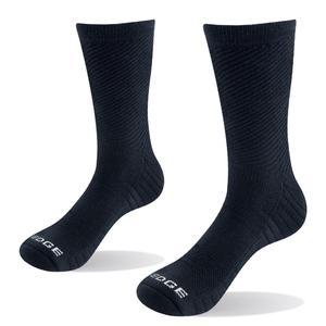 Image 4 - Yuedge 5 Pairs Mannen Katoen Business Deodorant Warme Sokken Ademend Mannelijke Effen Kleur Crew Sokken Eu Maat 38 47