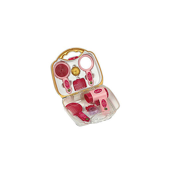 Game Set Klein Princess Coralie: Suitcase Stylist