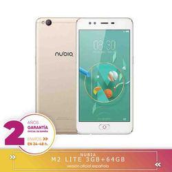 -Square Warranty-Nubia M2 Lite 5.5 inch single 3 hard GB RAM 64 hard GB ROM MTK6750 Eight Core 1.5GHz 4G Smartphone 2