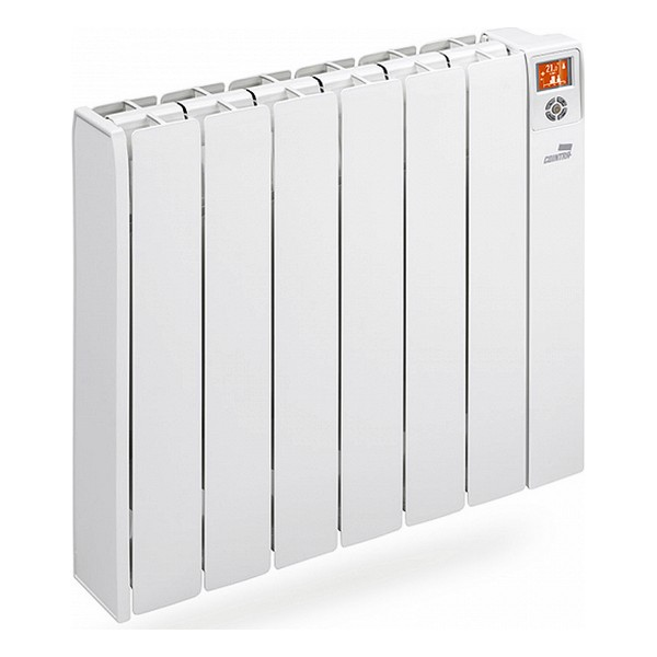 Digital Fluid Heater (6 Chamber) Cointra 223834 SIENA 1000W 50 Hz LCD White