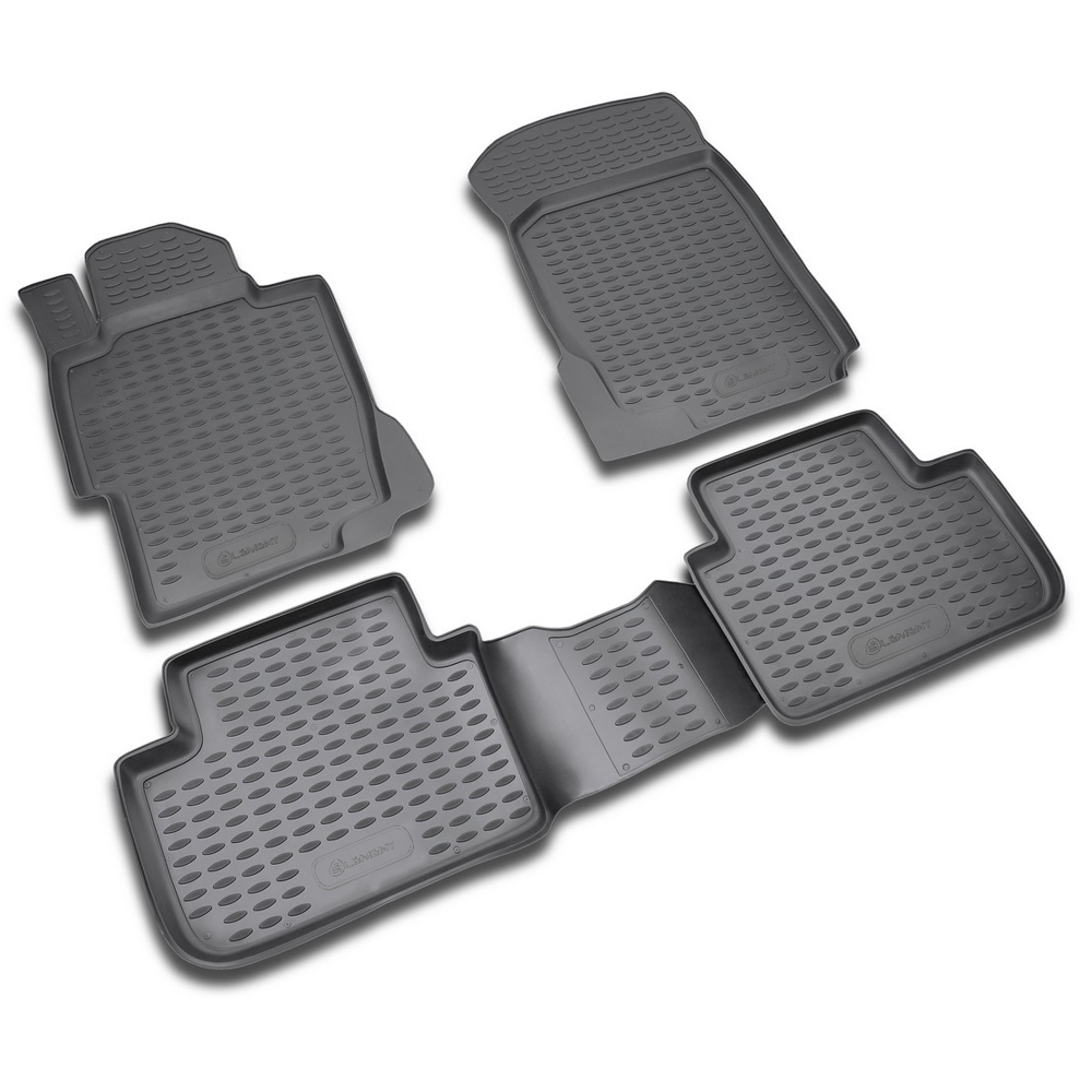 Floor Mats For HONDA Accord 2008-2013, 4 PCs NLC.18.02.210k