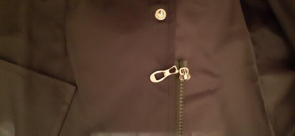 Trincheira blusão caBolsa trincheira