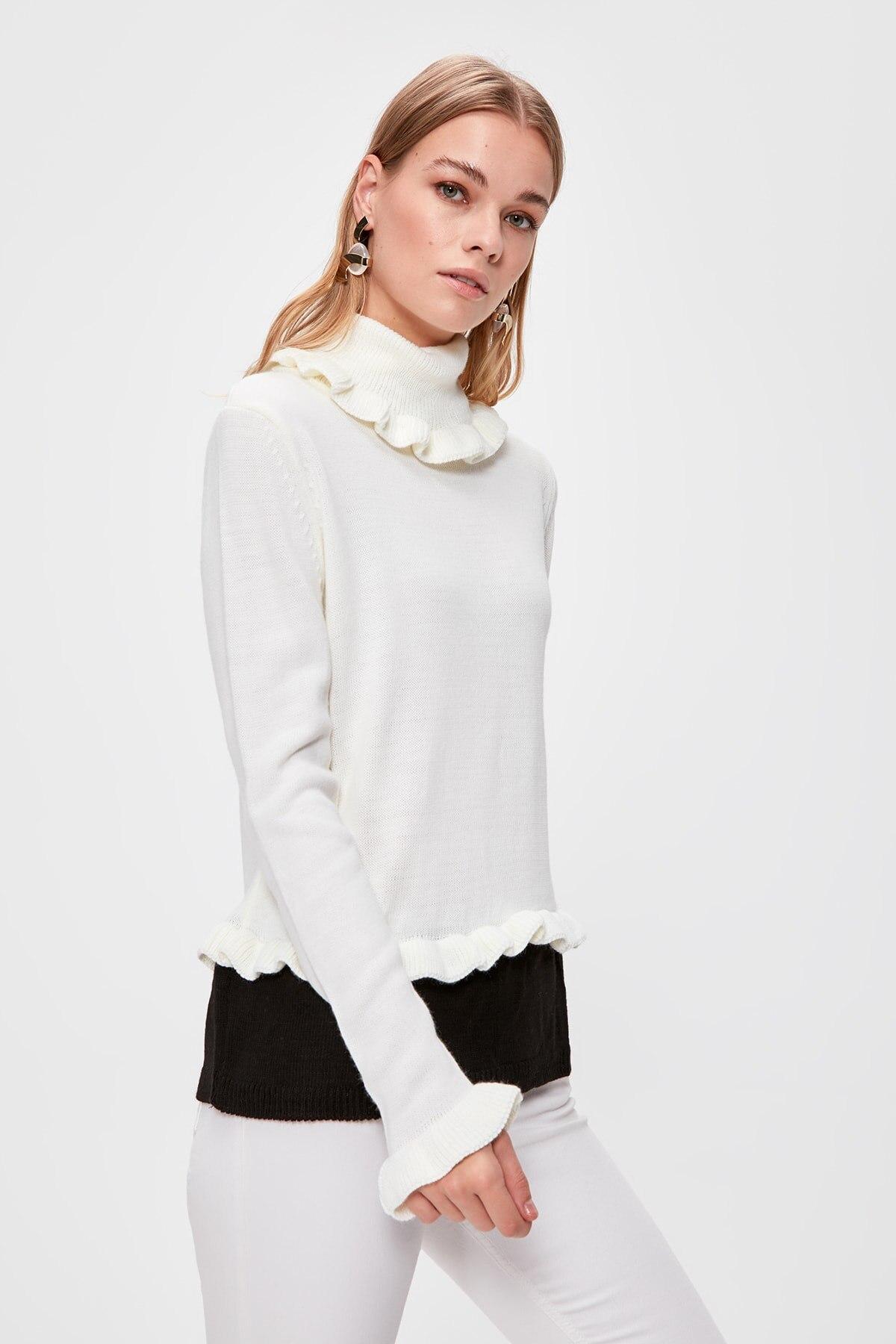 Trendyol Knitwear Sweater TWOAW20KZ0452