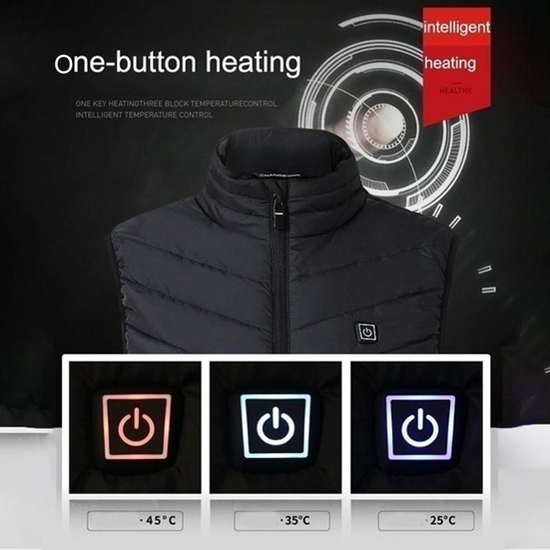 StayComfy® Unisex Electric Heated Vest