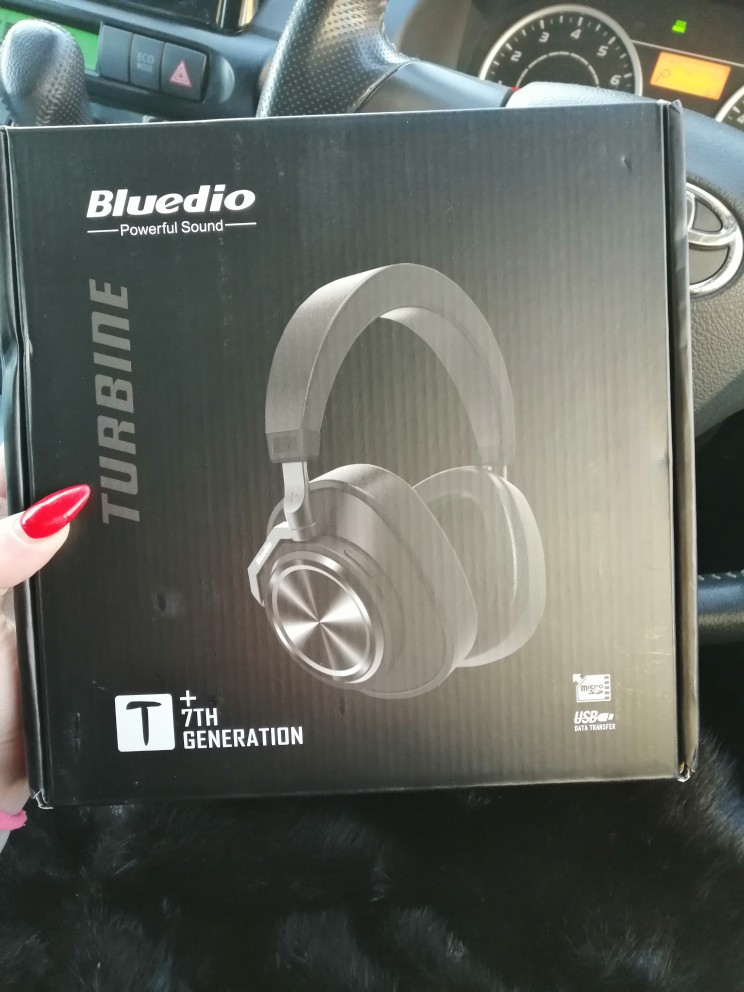 2019 Bluedio T7 User defined noise cancelling bluetooth headphones wireless headset with microphones for phones iphone xiaomi-in Phone Earphones & Headphones from Consumer Electronics on AliExpress