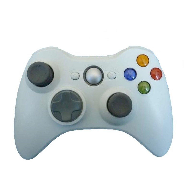 XBOX 360 Wireless Controller Microsoft * COMPATIBLE * WHITE цена и фото