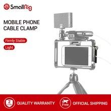 Morsetto per cavo cellulare SmallRig per gabbia universale per telefono cellulare SmallRig 2391  2390