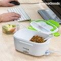 InnovaGoods Электрический Ланч-бокс 40 Вт белый зеленый