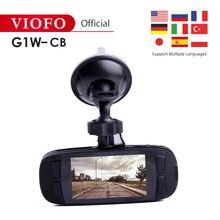 VIOFO оригинальный автомобильный видеорегистратор, аксессуары для автомобиля, черный ящик, модернизированный HD 1080P видео, супер конденсатор, ...