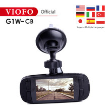 VIOFO Original G1W-CB Car Dash Camera car accessories black box Upgraded HD 1080P Video Super Capacitor multi-language(China)