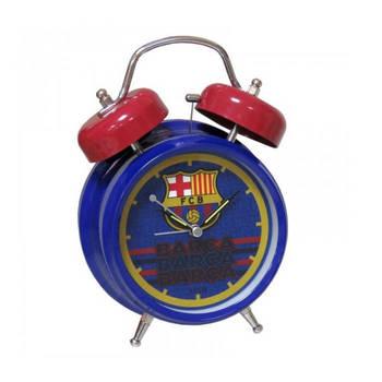 Barcelona musical alarm clock anthem shield