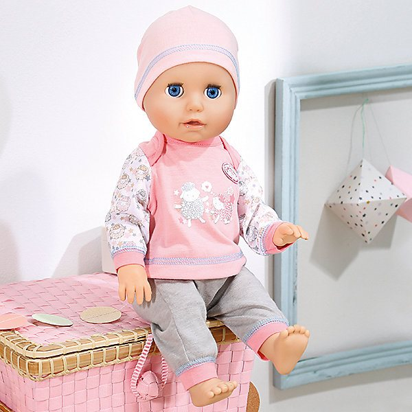 Interactive Doll Zapf Creation Baby Annabell