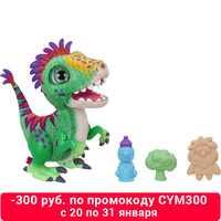 Elektronische Plüsch Spielzeug FURREAL FREUNDE 8376495 Schnee Maiden Reden Puppe Sound Aufnahme Hund Kinder MTpromo