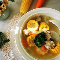 #新春美味菜肴#杂蔬排骨汤的做法图解7