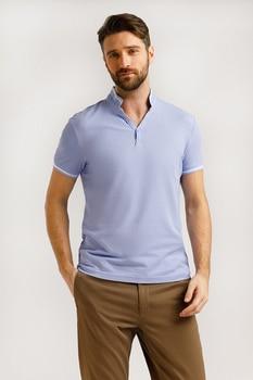 Finn flare men's 100% cotton polo shirt, weight-2020 collection