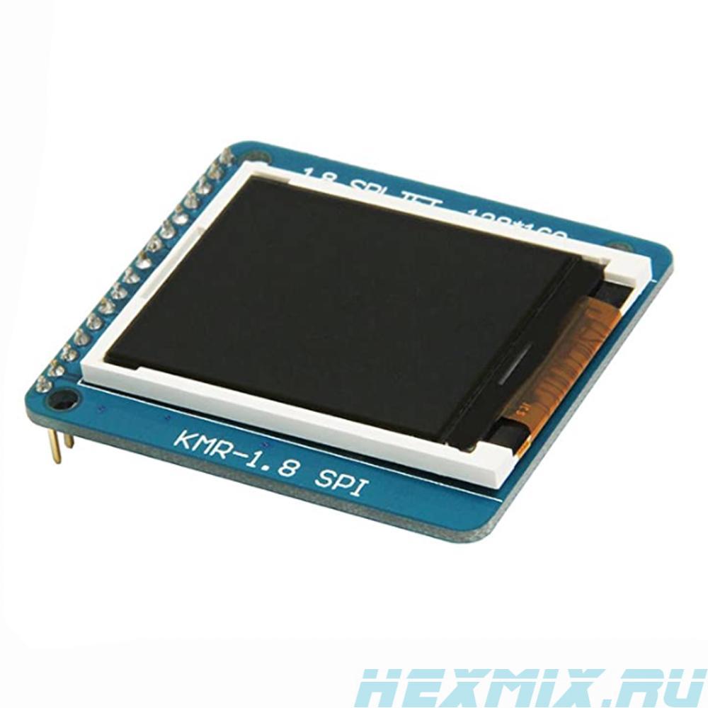 1.8 'TFT LCD Display Kmr-1. 8 SPI 128*160